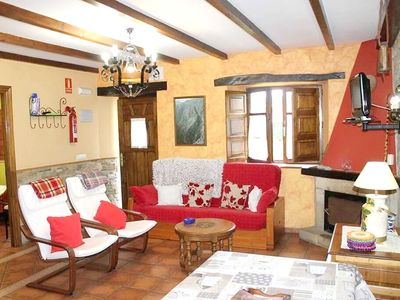 Photo for Beautiful house in Oreña and Wifi