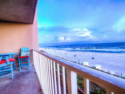 Photo for Tidewater 114! Ocean Front,Great Amenities, Large Unit By ZIA!