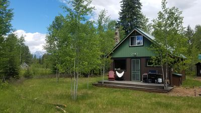 "Photo for ""The Cutthroat Cabin"" - Steps From The Wild & Scenic North Fork Flathead River"