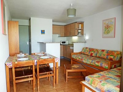 Photo for Apartment Antigua in Le Barcarès - 4 persons, 1 bedrooms