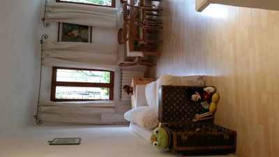 Photo for Central apartment near the Margherita gardens