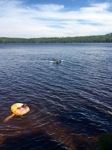 Photo for Arcadia National Park , Bar Harbor, Private family retreat fresh water boating