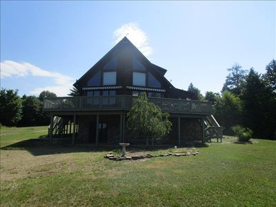 Photo for 6BR Cottage Vacation Rental in Forksville, Pennsylvania