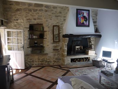 Photo for Charming house 4 km from Uzes. A small Riad Gard well quiet ...