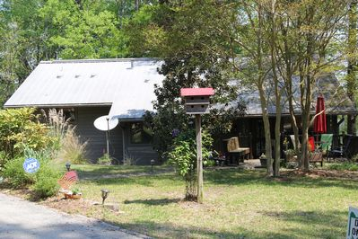 Welcome to Lee's Landing, a lake home where memories are made