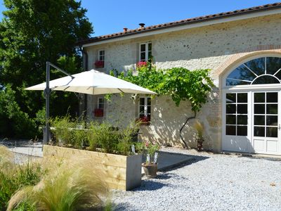 Photo for Le Namandier, charming cottage in the countryside classified 3 ears Gites de France