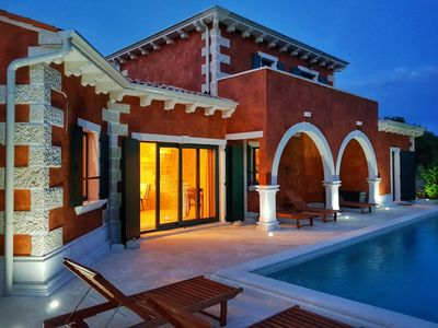 Photo for Villa Vera - Villa with Venetian-style pool