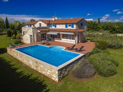 Photo for Holiday house Bacva for 8 - 10 persons with 4 bedrooms - Villa