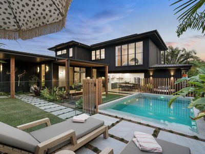 Photo for LUXICO's Barefoot Villa - exquisite style