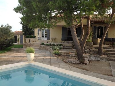 Photo for PROVENCAL HOUSE IN THE HEART OF THE ALPILLES
