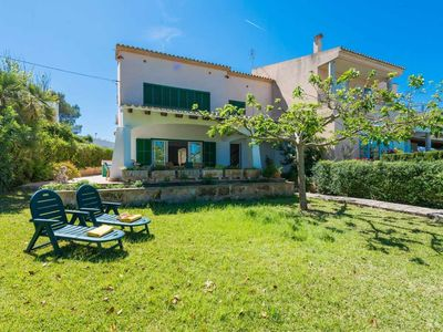 Photo for YourHouse Can Contesti - family friendly home in Cala Blava for 8 guests