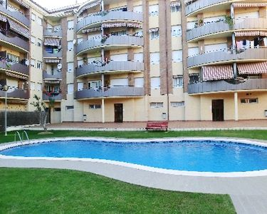 Photo for 3 bedroom Apartment, sleeps 6 in Lloret de Mar with Pool and WiFi