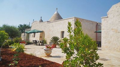 Photo for Agriturismo Il Ciliegeto - Trullo Margherita