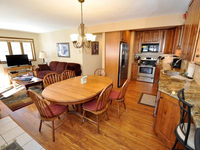 Photo for Lovely 3 Bedroom/3 Bathroom East Vail Condo #D9 with Hot Tub.