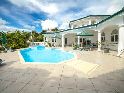 Photo for Not to miss! Beautiful and large villa very nice, all comfort and jacuzzi