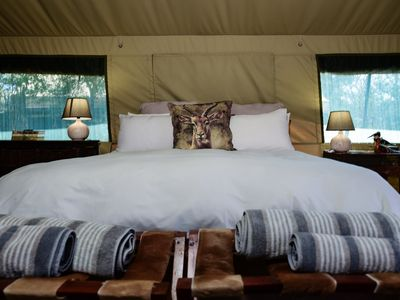 Photo for Luxury Tented Camp Facility