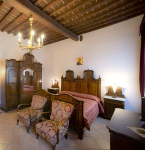 Photo for Wide Bedroom with a private bathroom in the cnter of Florence
