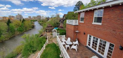 Photo for Mansion on the River Best View & Best NBHD next to DTWN River walk, Sleeps 12