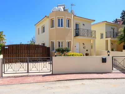 Photo for Villa Gelaso , priv. pool,walk dist. to beaches and amenities, free WiFi, A/C