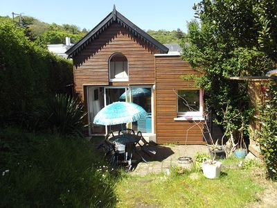 Photo for Artist's house rental 30 meters from the beach