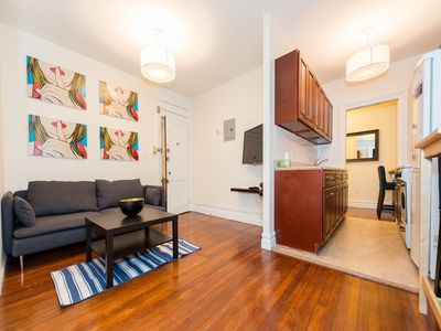 Photo for Apartment in the center of New York with Internet, Air conditioning (983303)