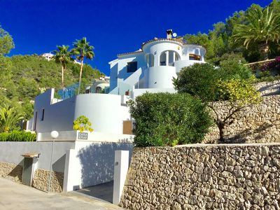 Photo for NEW ! IMACULATE STYLISH VILLA KMAR IN MORAIRA IS PERFECT FOR A RELAXING HOLIDAY.