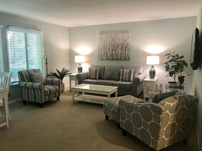 Fabulous 89 Updated Peekaboo Harbour View 1Br 1Ba Ground Floor W Sofa Bed Sea Pines Ocoug Best Dining Table And Chair Ideas Images Ocougorg