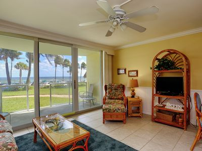 Photo for Immaculate Beachfront Condo on Deerfield Beach Island