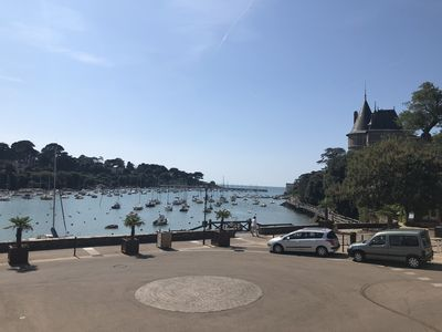 Photo for Rare!! house of 180m2, harbor view, castle, with garden, renovated 2019
