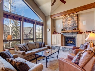 Photo for 2 King Master Suites - Best Location, Best House, Best Value in Breckenridge