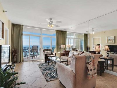 Photo for NEW Kitchen, Gulf Views, ON the beach, Chairs and Umbrella Included