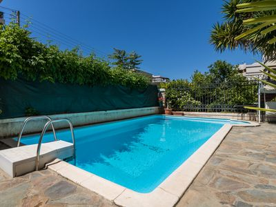 Photo for 4 bdr Villa with Private Pool in Glyfada