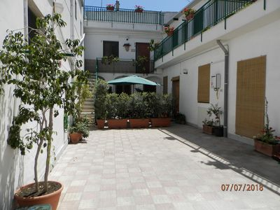 Photo for Casa Marzulli 2. Apartment sqm. 40 at 150 meters from Piazza Duomo.