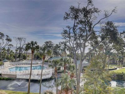 Expansive Views of the Pool, Lagoon and Ocean!
