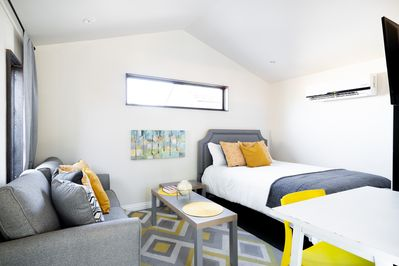 Sleeping Area - Welcome to Phoenix! This Casita is professionally managed by TurnKey Vacation Rentals.