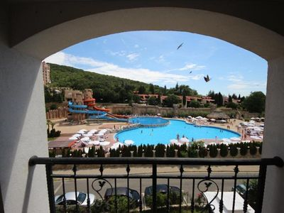 Photo for Holiday apartment Elenite for 6 persons with 2 bedrooms - Penthouse holiday apartment