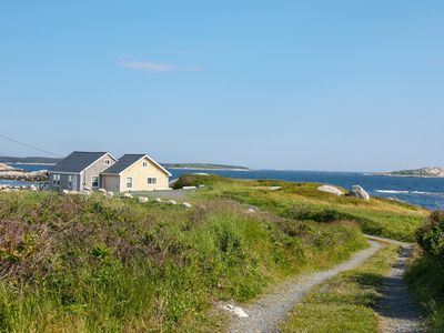 Photo for Idyllic Oceanfront Cottage, Near Peggy's Cove!