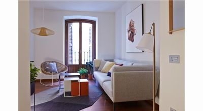 Photo for Central Madrid Apartment with 2 Bathrooms and a Private Balcony!