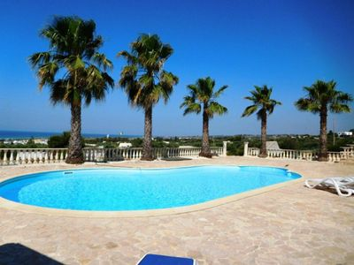 Photo for Dryoldo Villa. Stunning private pool villa and amazing sea views. FREE WIFI