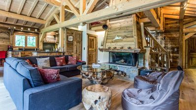 Photo for 5BR Chalet Vacation Rental in Chamonix-Mont-Blanc