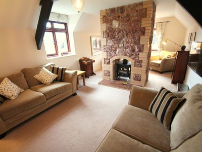 Photo for Two Grooms Cottage in Dunster - sleeps 6 with private parking