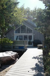 Photo for Bayfront House in Fair Harbor, Fire Island