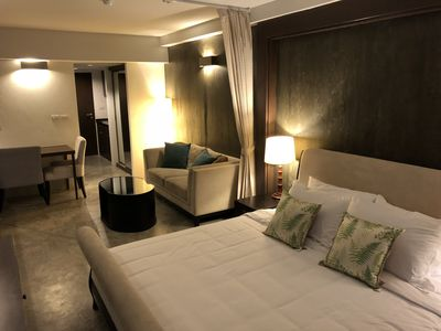 Photo for Replay Residence 34sqm Grand Suite 202  - Beach/Gym/Pool Resort