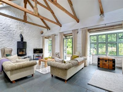 Photo for St Docwin - Four Bedroom House, Sleeps 9