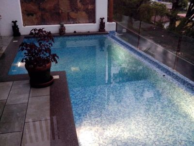 Photo for Wonderful home with a lake view in Valle de Bravo
