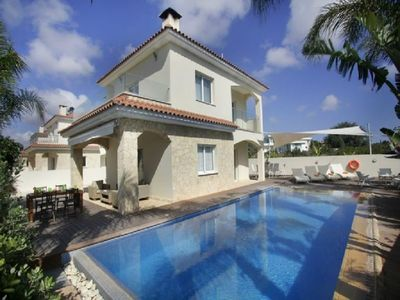 Photo for Picture Renting this Luxury Villa Ayia Napa Villa 134