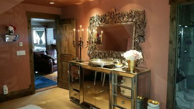 Photo for Nice Finishes Large 2 Bd/ 2 Bath/ 2 FP_Hot Tub_Pet friendly