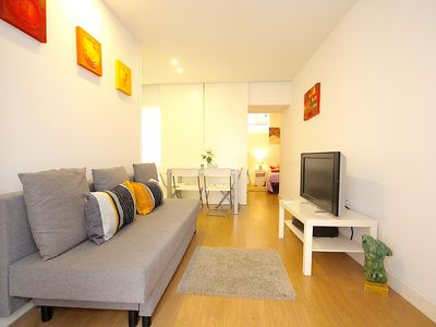Photo for Purple Mustard Apartment, Tv, Wifi