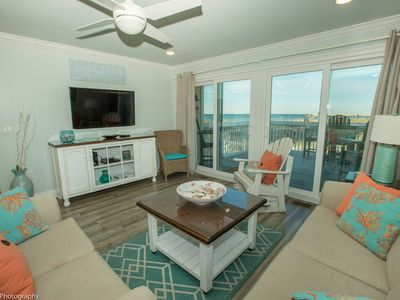 Photo for SPC 1129 - Completely Renovated unit modified into a 2 BR - Stunning