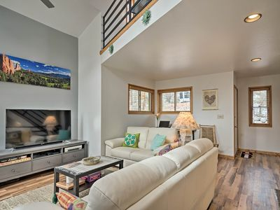 Photo for NEW! Central Cozy Cottage Near Garden of the Gods!